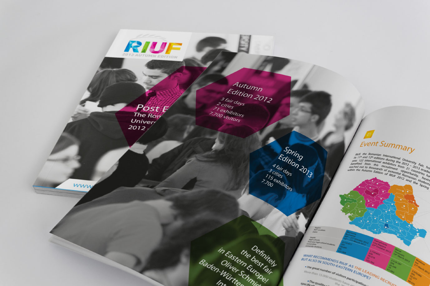 RIUF - Branding and Packaging by Eikon7 Digital Marketing Agency