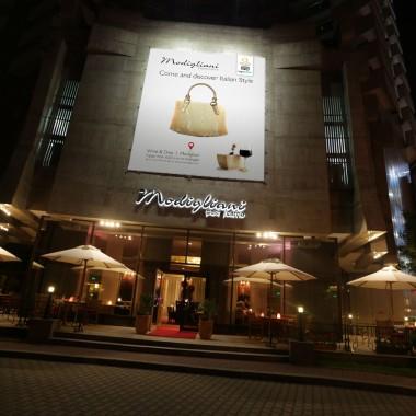 Modigliani - Branding and Packaging by Eikon7 Digital Marketing Agency
